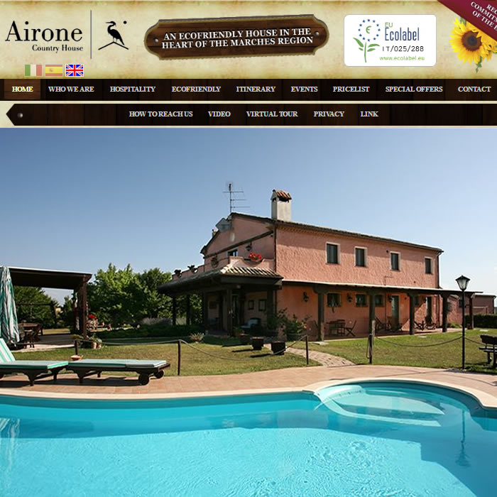 Airone Country House Osimo